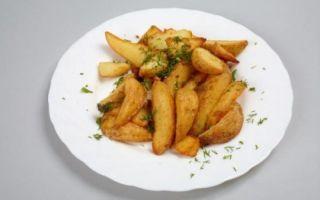 Как приготовить картофель айдахо