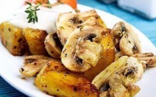 Рецепты приготовления картошки в мультиварке