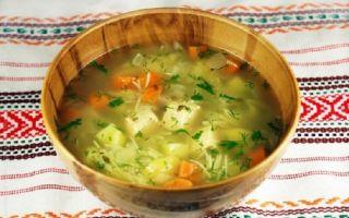 Рецепт куриного супа с картошкой и вермишелью