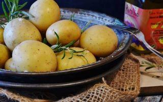 Как солить вареную картошку