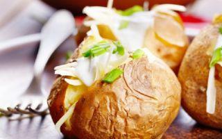Картошка запеченная в духовке, рецепт со специями