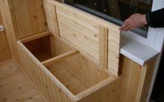 Зимнее хранение картофеля на лоджии или балконе