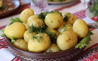Как долго можно хранить очищенный картофель