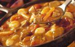 Готовим рагу со свининой и овощами