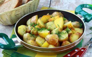 Что нужно знать о калорийности картофеля