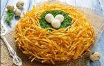Какой салат можно приготовить из жареной картошки