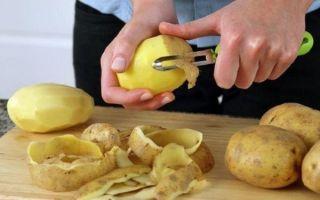 Как использовать картофельные очистки в качестве удобрения