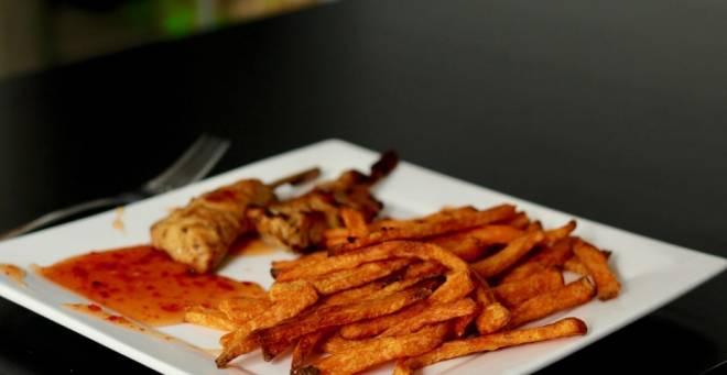 картофель фри по французски