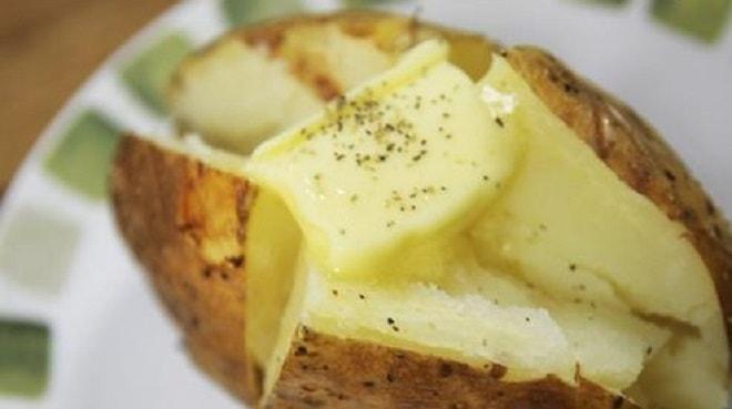 темнеет картофель