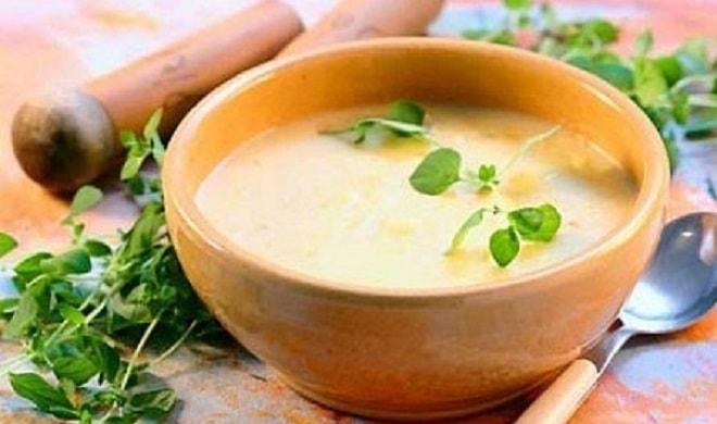 классический картофельный суп-пюре