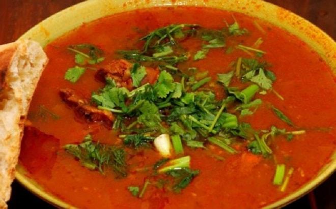 суп харчо настоящий