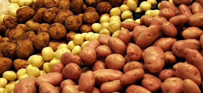 количество углеводов в картофеле
