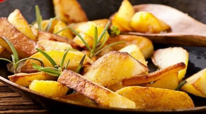 сколько жиров в картофеле