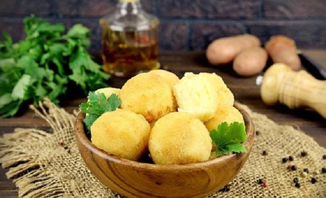 крокеты из картофеля рецепт