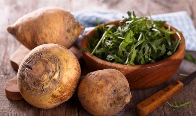 брюква замена картошке