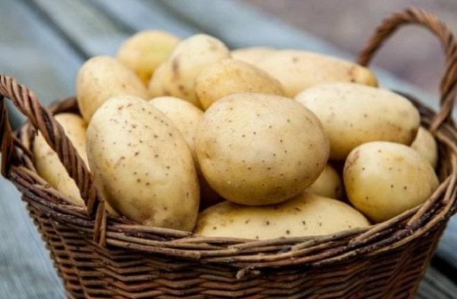 айдахо картофель