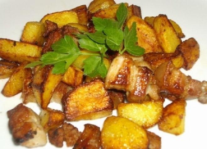 калории в картошке