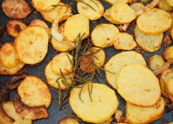 картошечка с пылу жару