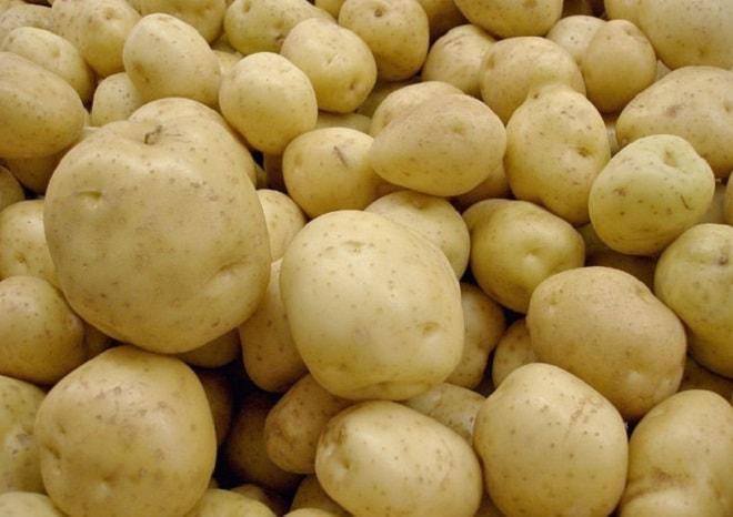 невский картофель